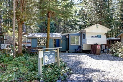 Deming Single Family Home For Sale: 133 Riverside Dr