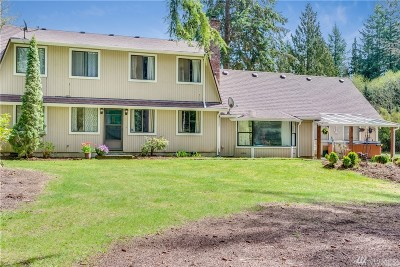 Lake Stevens Single Family Home Contingent: 9125 105th Ave NE