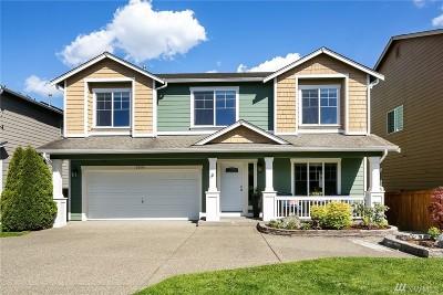 Covington Single Family Home For Sale: 26016 166th Place SE