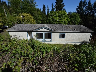 Port Ludlow Single Family Home For Sale: 153 Blueberry Hill Rd