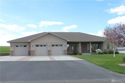 Soap Lake WA Single Family Home For Sale: $485,000