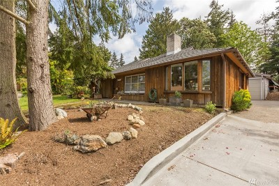 Shoreline Single Family Home For Sale: 15340 Stone Ave N