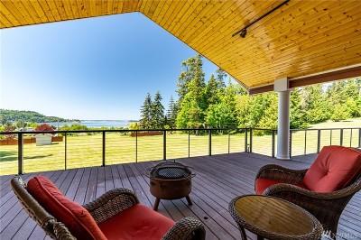 Camano Island Single Family Home For Sale: 1280 Olsen Rd