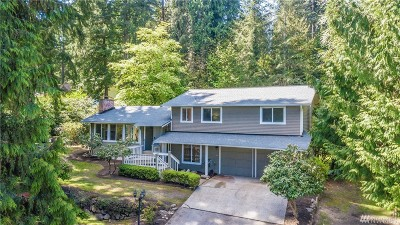 Bellevue Single Family Home For Sale: 1809 156th Ave SE
