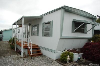 Bellingham Mobile Home Sold: 1200 Lincoln St #149