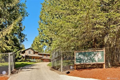 Snohomish County Single Family Home For Sale: 15123 Brookside Place