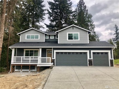 Snohomish Single Family Home For Sale: 17028 62nd St SE