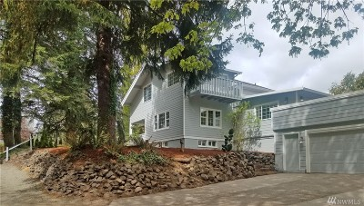 Winlock Single Family Home For Sale: 504 NW Clark Ave