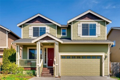 Burien Single Family Home For Sale: 12134 9th Place SW