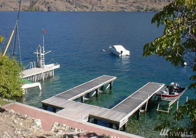 Chelan County, Douglas County Residential Lots & Land For Sale: 15886 S Lakeshore Rd