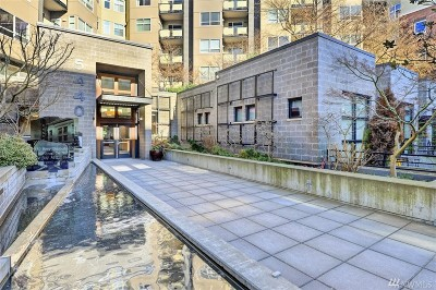 Condo/Townhouse Sold: 5440 Leary Ave NW #620