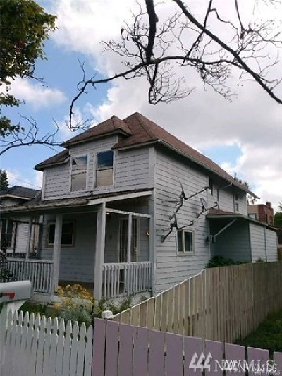 Mount Vernon Single Family Home For Sale: 1314 S 2nd St