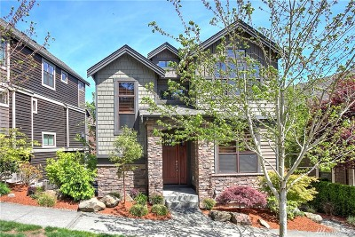 Issaquah Single Family Home For Sale: 2200 NW Stoney Creek Dr