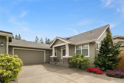Redmond Single Family Home For Sale: 23871 NE 124th Terr