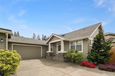 Redmond Single Family Home For Sale: 23871 NE 124th Terr