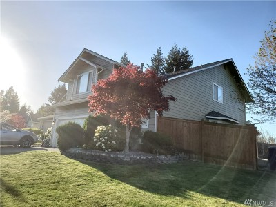 Puyallup Single Family Home For Sale: 13325 161st St Ct E