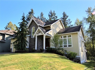 Renton Single Family Home For Sale: 17831 SE 196th Dr