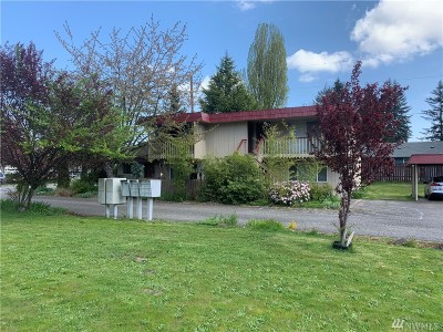 Tumwater Multi Family Home Pending: 631 Israel Rd SW