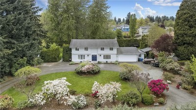 Tacoma Single Family Home For Sale: 8412 S J St