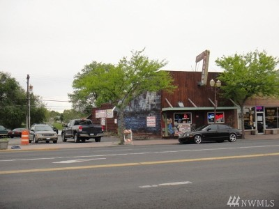 Moses Lake Commercial For Sale: 120 W Broadway Ave