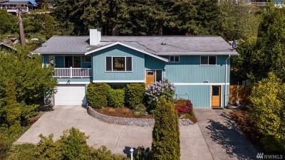 Bellingham Single Family Home Sold: 824 Puget St