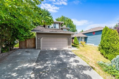 Renton Single Family Home For Sale: 2306 SE 8th Dr