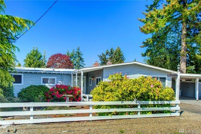Burien Single Family Home For Sale: 654 SW 145th St