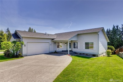 Whatcom County Single Family Home Pending Inspection: 6160 N Beulah N