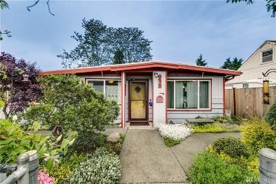 Tacoma Single Family Home For Sale: 6428 S Wapato St