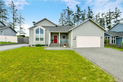 Oak Harbor Single Family Home Contingent: 2058 SW Rock Rose Dr