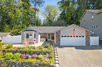 Snohomish Single Family Home For Sale: 12511 58th Dr SE