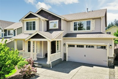 Bothell Single Family Home For Sale: 21210 38th Ave SE