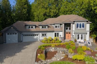 Silverdale Single Family Home Pending Inspection: 7000 NW Dabob Lane