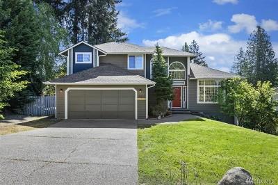 Kingston Single Family Home Pending: 26210 Montera Lp NE
