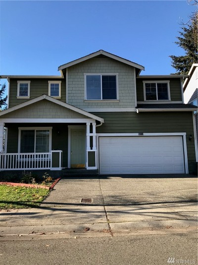 Renton Single Family Home For Sale: 17903 110th Place SE