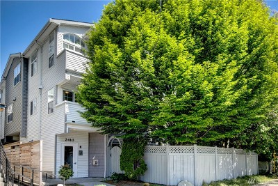 Condo/Townhouse Sold: 2410 NW 58th St #202
