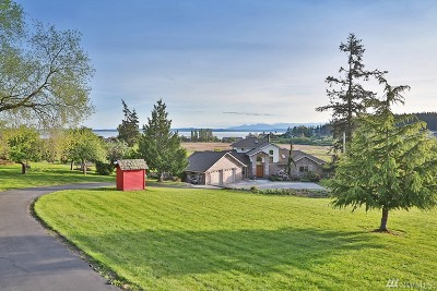 Freeland Single Family Home Sold: 942 Bush Point Rd