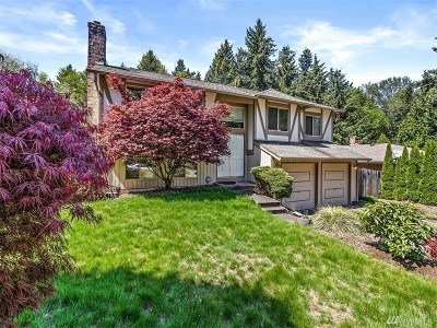 Federal Way Single Family Home For Sale: 32227 46th Place SW