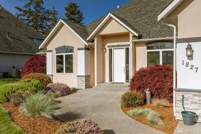 Oak Harbor Single Family Home Sold: 1827 SW Waterside Ct