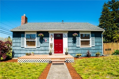 Tacoma Single Family Home For Sale: 5145 N 47th St