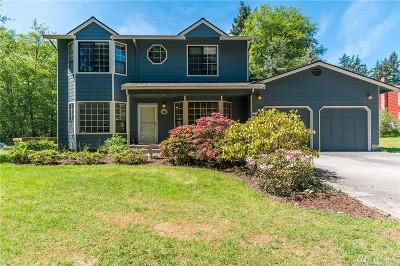 Oak Harbor Single Family Home Pending Inspection: 2365 Lake Forest Dr
