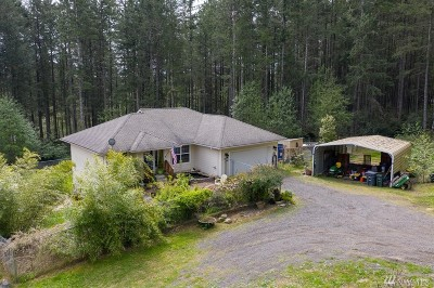 Gig Harbor Single Family Home Contingent: 11827 NW 149th Ave