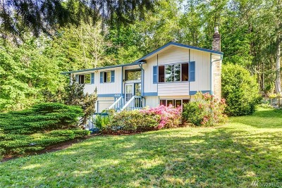 Bellingham Single Family Home For Sale: 4534 Fremont