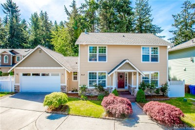 Tacoma Single Family Home For Sale: 852 S Mullen St