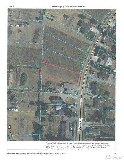 Oak Harbor Residential Lots & Land For Sale: Shawn Ave