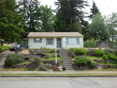 Bremerton Single Family Home For Sale: 3302 Solie Ave