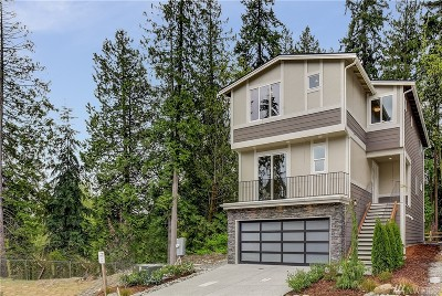 Bothell Condo/Townhouse For Sale: 22819 23rd Ave SE #9