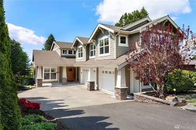 Kirkland Multi Family Home For Sale: 6309 105th Ave NE