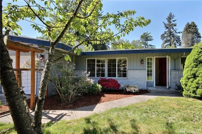 Renton Single Family Home For Sale: 15201 156th Place SE