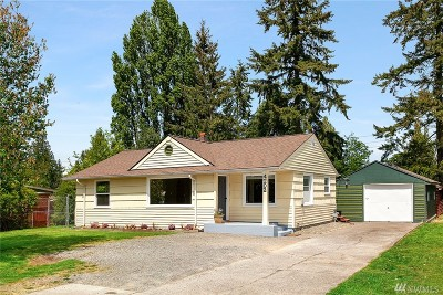 SeaTac Single Family Home For Sale: 4202 S 176th St